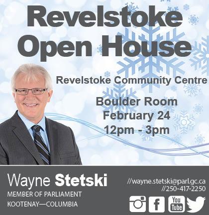 Revelstoke Open House @ Revelstoke Community Centre |  |  |