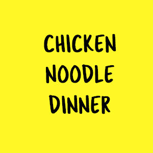 Chicken and Noodle Fundraiser Dinner @ Walton American Legion