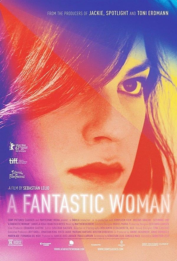 A Fantastic Woman - crazy-ben