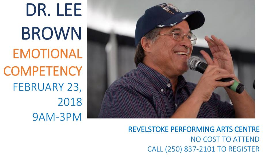 Emotional Competency @ Revelstoke Performing Arts Centre |  |  |