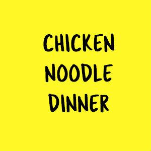 Chicken Noodle Dinner @ Loree Brethren Church