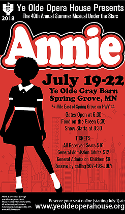 Annie at Ye Olde Gray Barn in Spring Grove @ Ye Olde Gray Barn
