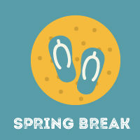 Spring Break for Logansport, Lewis Cass, Pioneer and Caston Schools