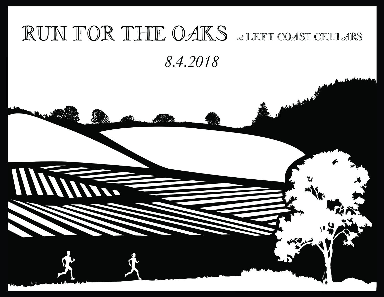 Run for the Oaks at Left Coast @ Left Coast Estate
