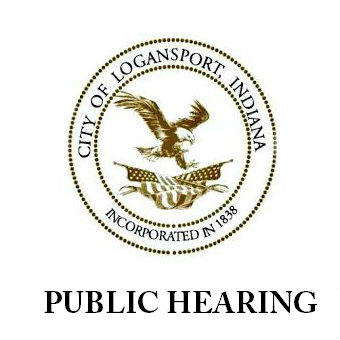 Logansport Plan Commission Meeting and Public Hearing @ Logansport City Building