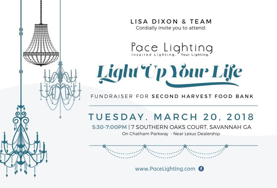 sc 1 st  Time.ly Commander & Light Up Your Life - Pace Lighting Hosts 2nd Harvest Food Bank