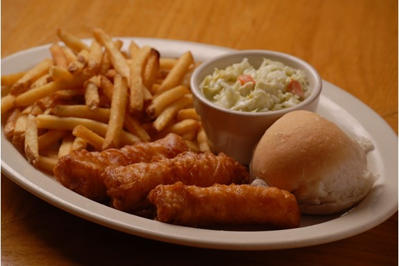 Fayze's FISH FRY all you can eat! @ Fayze's Restaurant  Bakery