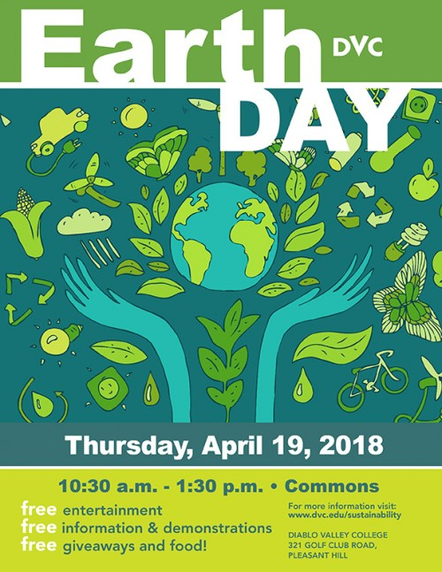 Earth day giveaways 2018