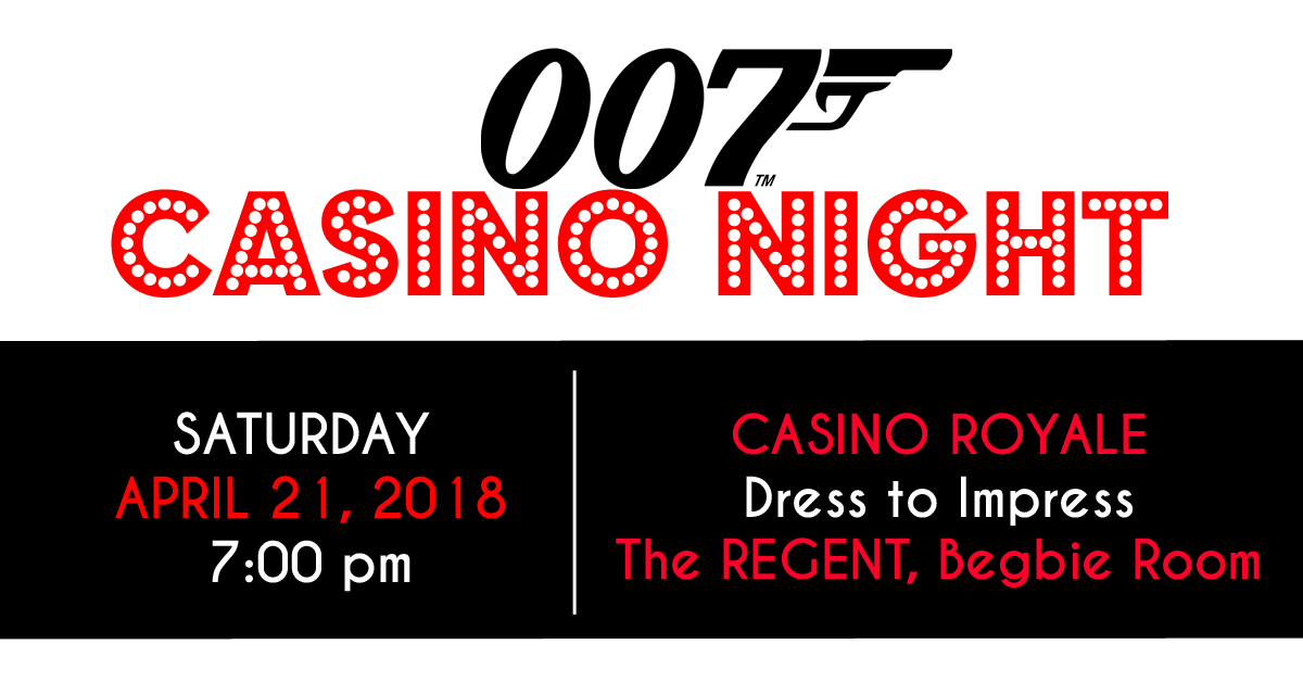 Casino Night and Poker Tournamnet @ The Regent |  |  |