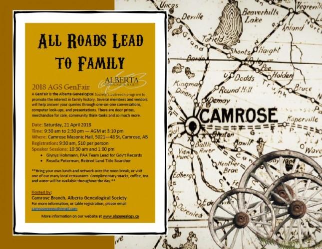 Camrose Alberta dating