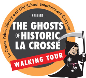 The Ghosts of Historic La Crosse Tour 2018 @ Riverside Park
