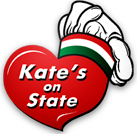 Kate's On State - Restaurant Week Dinner for Two @ Kate's On State