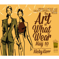 The Art of What to Wear @ Delphi Opera House
