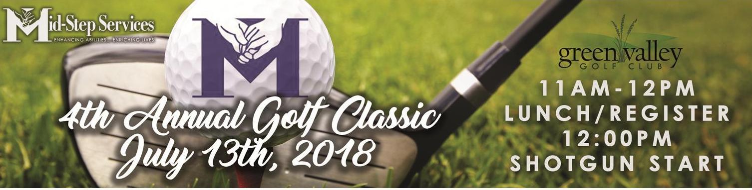 4th Annual Mid-Step Services Golf Tournamnet