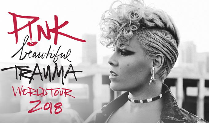 P!NK: BEAUTIFUL TRAUMA WORLD TOUR @ Spectrum Center