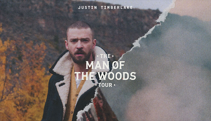 Justin Timberlake - The Man Of The Woods Tour @ Spectrum Center