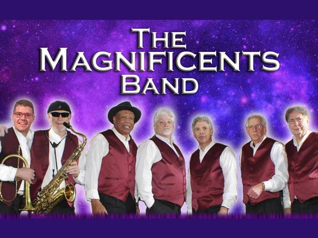 The Magnificents at Party in the Park @ Romare Bearden Park