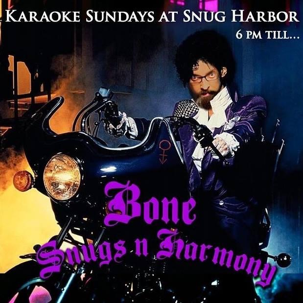 Bone Snugs-N-Harmony @ Snug Harbor