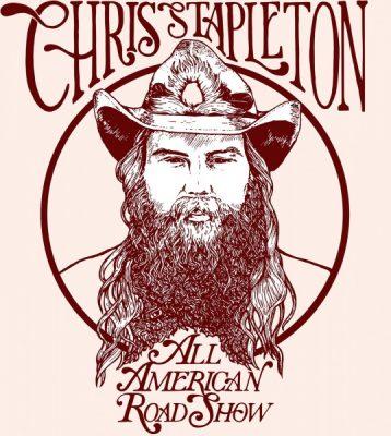 Chris Stapleton @ PNC Music Pavillion