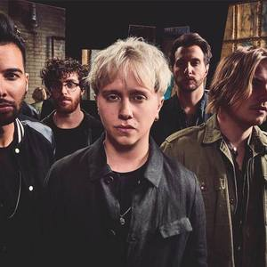 Nothing But Thieves w/ grandson & Demob Happy @ The Underground at The Fillmore
