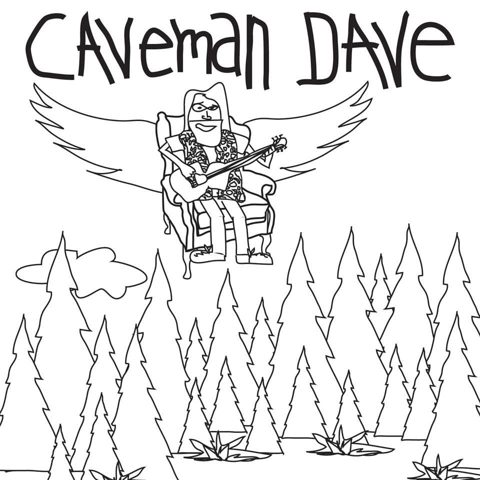 Caveman Dave Summer Tour @ Legion Brewing