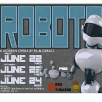 Robots @ Delphi Opera House