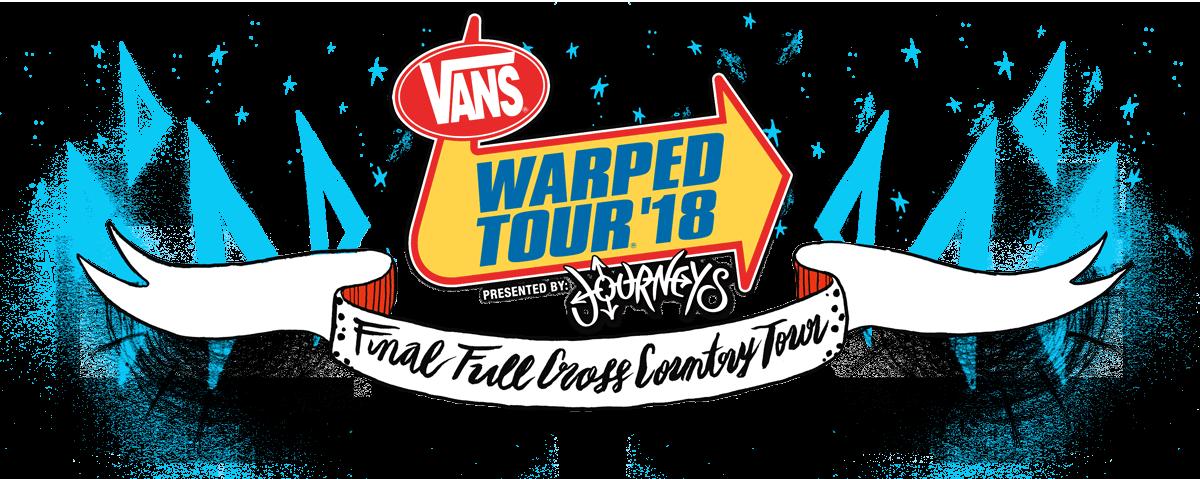 Vans Warped Tour @ PNC Music Pavillion