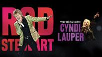 Rod Stewart W/ Special Guest Cyndi Lauper @ Spectrum Center