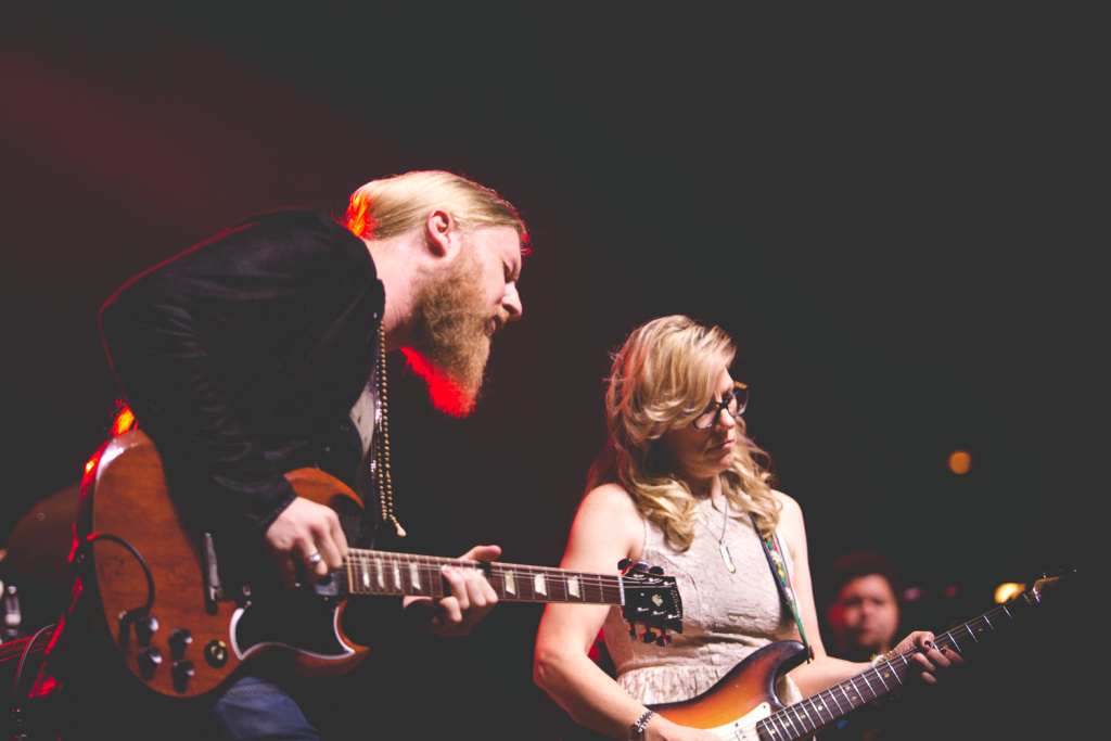 Tedeschi Trucks Band, Drive-By Truckers and The Marcus King Band @ Charlotte Metro Credit Union Amphitheatre