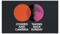 Coheed and Cambria & Taking Back Sunday @ Charlotte Metro Credit Union Amphitheatre