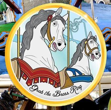 Cass County Carousel @ Cass County Dentzel Carousel