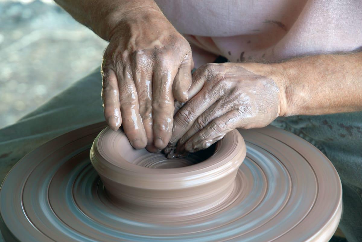 Wheel/Hand Build 101 @ Creation Workshop