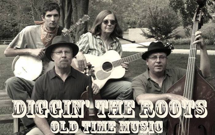 Diggin' The Roots – Old Time Music at Old Town Public House