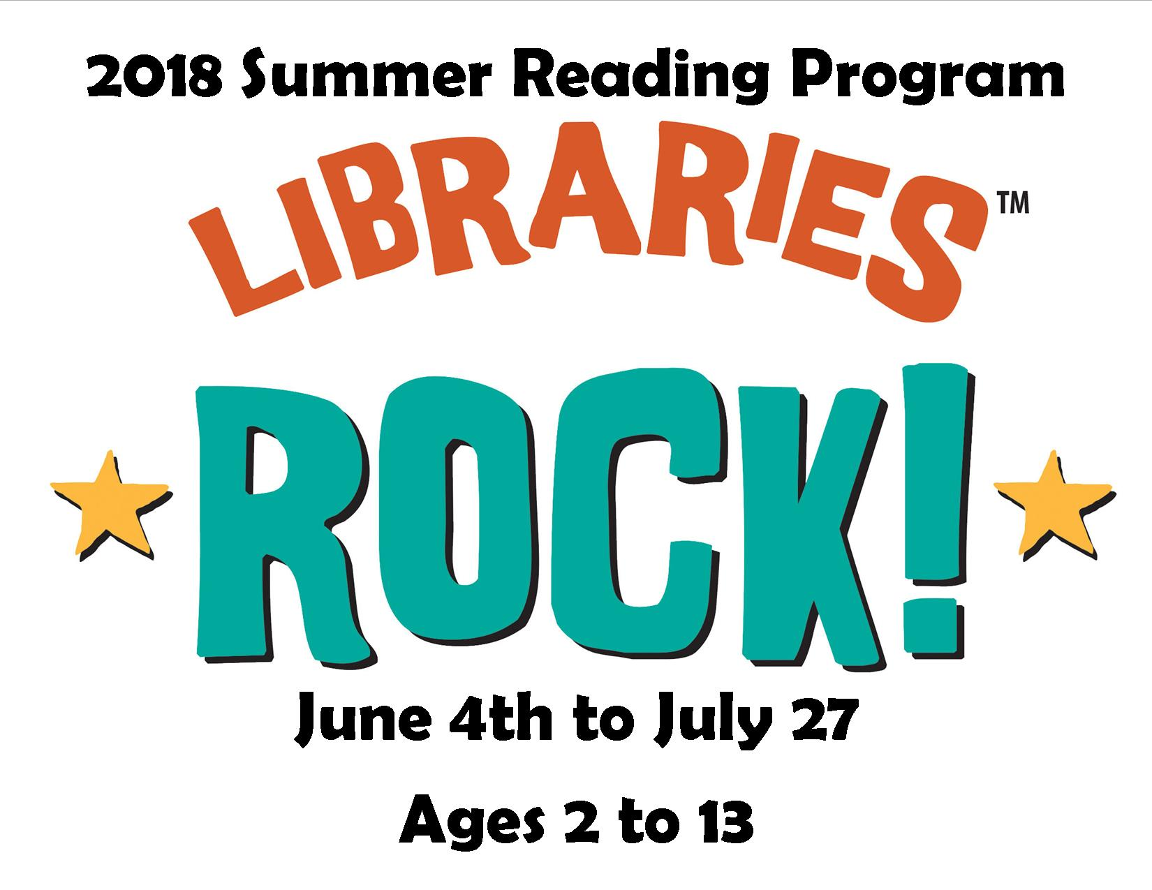 First Day of Summer Reading at the Logansport Library @ Logansport-Cass County Public Library