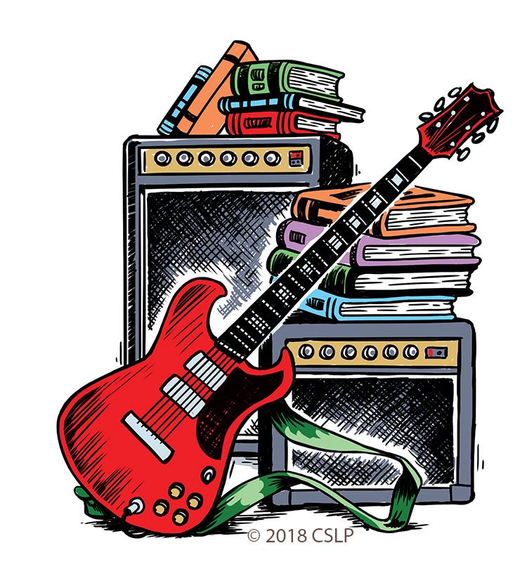 School of Rock Guitar Classes @ Delphi Public Library