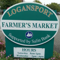 Logansport Farmers Market @ Farmer's Market Lot
