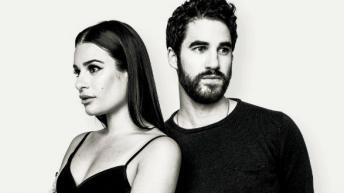 Lea Michele & Darren Criss @ Ovens Auditorium