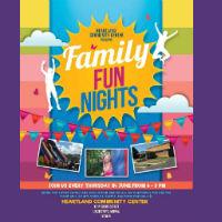 Family Fun Night @ Church of the Heartland