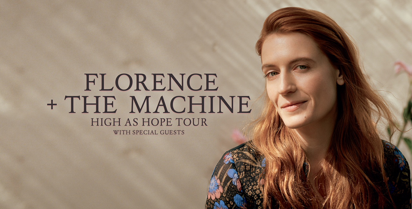 Florence and The Machine @ Spectrum Center