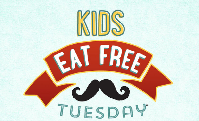 kids eat free make your own pizza