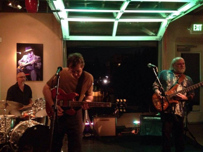 Eric Madis & Blue Madness at Easy Monkey Taphouse