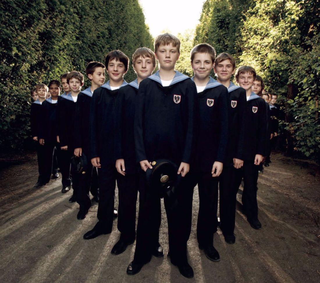 Vienna Boys' Choir @ Halton Theater