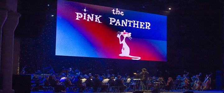 Pink Panther in Concert @ Knight Theater