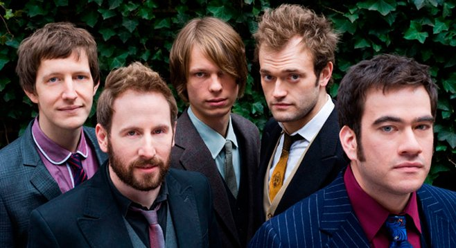 The Punch Brothers @ Knight Theater