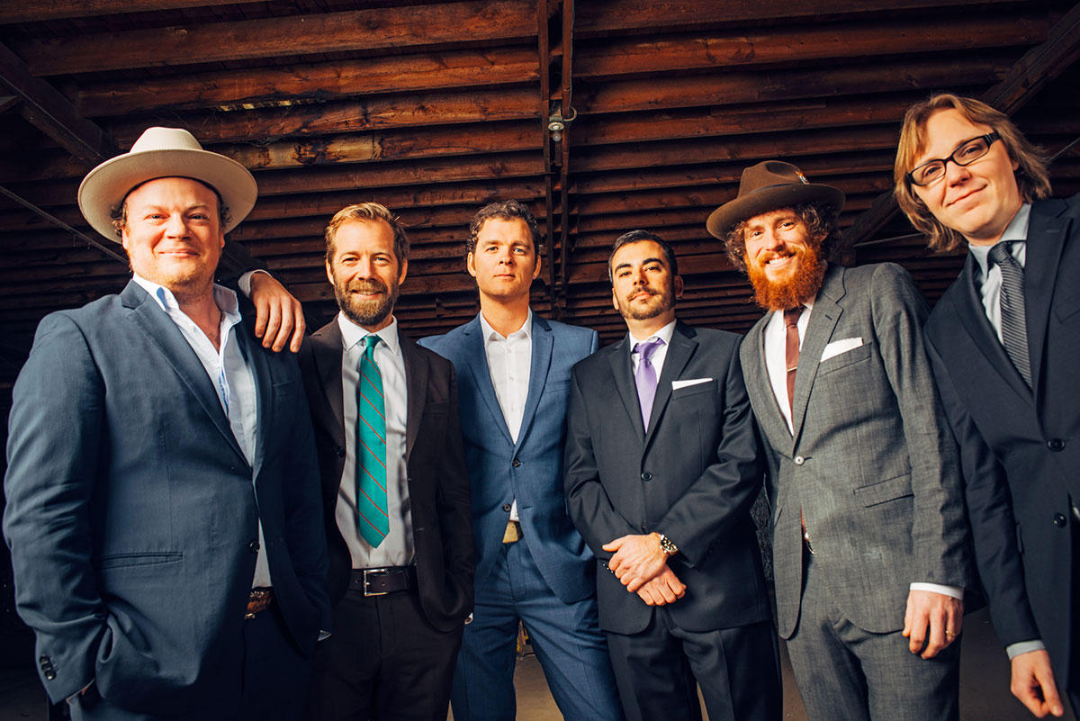 Steep Canyon Rangers @ Knight Theater