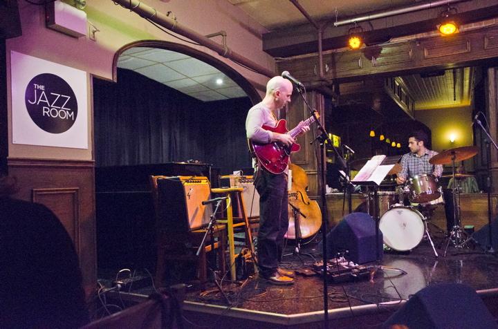The Jazz Room @ Stage Door Theater