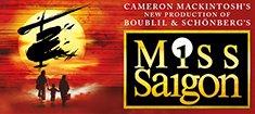 Miss Saigon: The Musical @ Belk Theater