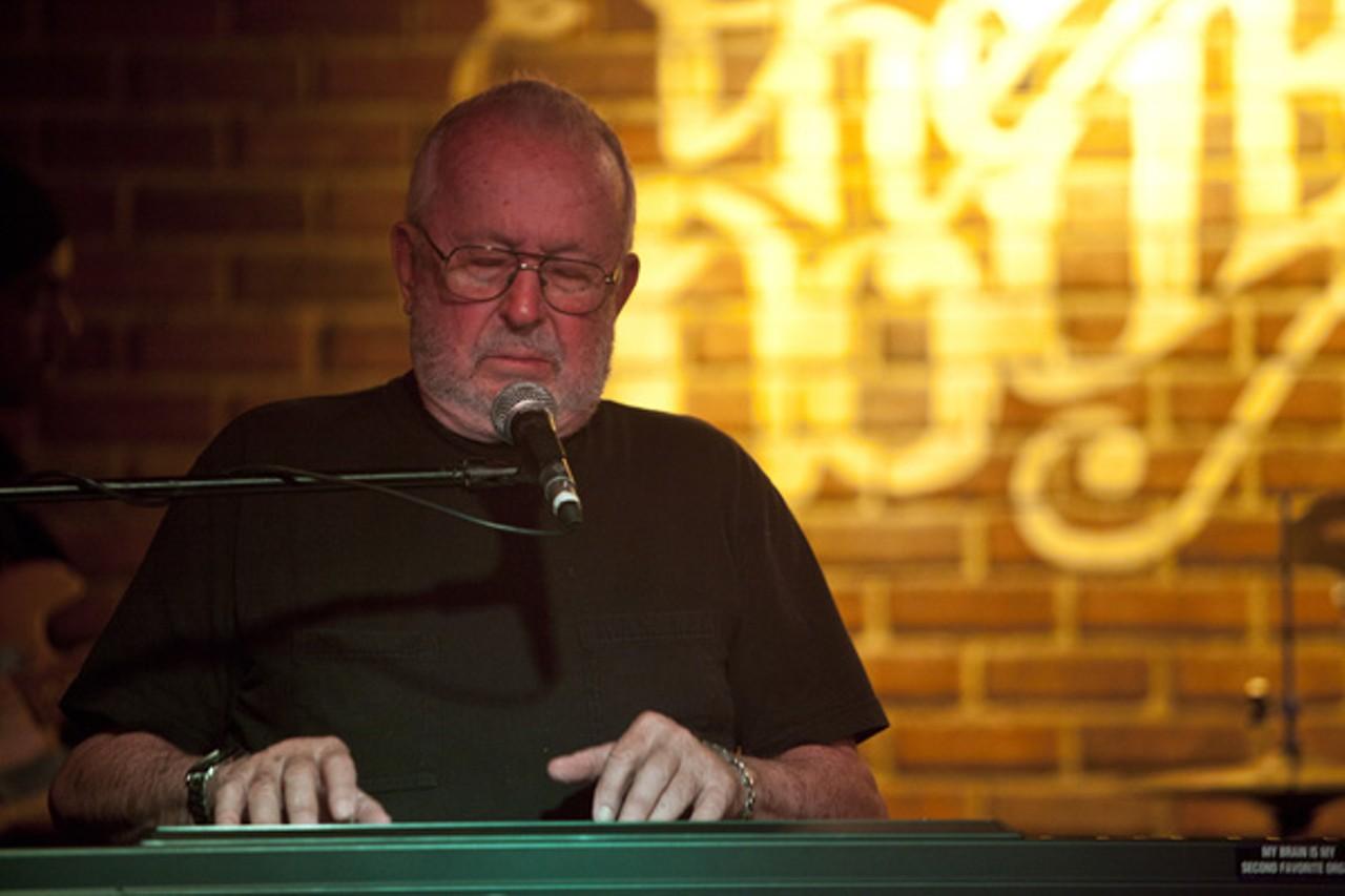 Bill Hanna at Eddie V's @ Restaurants & Bars