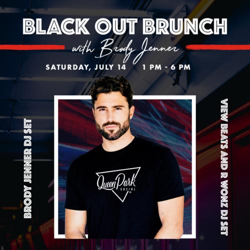 Brody Jenner at Queen Park Social @ Restaurants & Bars
