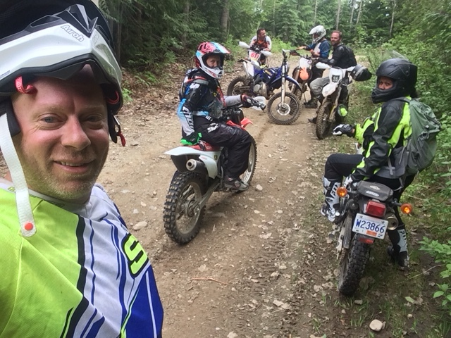 Revy Riders Dirtbike Club Group Ride @ Revy Riders Parking Area |  |  |